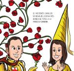 contes personalitzats per regalar a la parella per sant Jordi